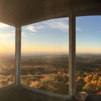 Beebe Hill Fire Tower and Lean To